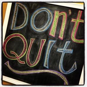 Don't Quit photo 4